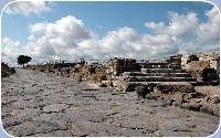 Il parco archeologico di Vulci